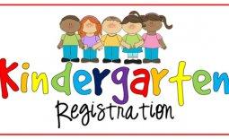 kindergarten enrollment graphic